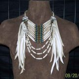 Native American Loop Necklace