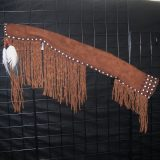 Fringed Rifle Scabbard