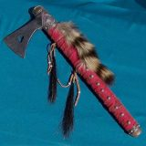 Native American Style Weeping Heart Tomahawk