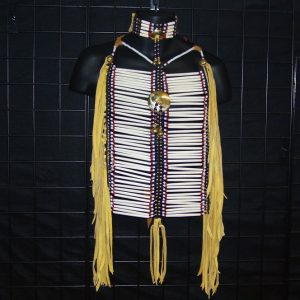 Native American Breastplate and Choker Set