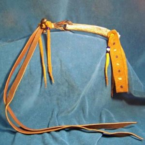 Native American Style Horse Quirt