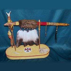 Native American Pipes & Smokehawks