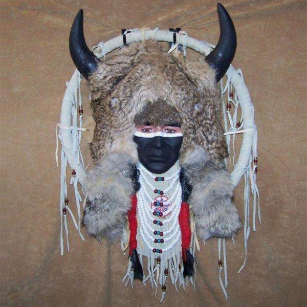 Native American Style Warrior Shield