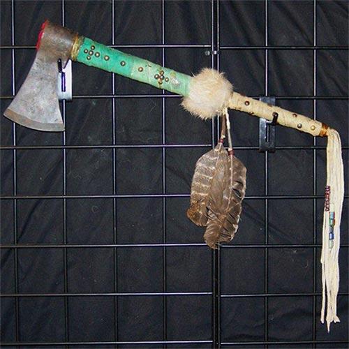 Native American Style Tomahawk