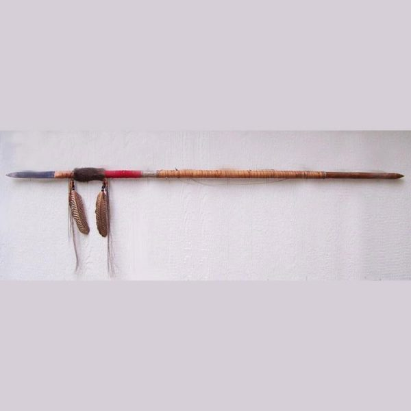 Native American Style War Lance