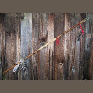 Native American Style Battle/War Lance